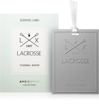 Ambientair Lacrosse Thermal Water parfum de linge