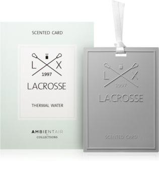 Ambientair Lacrosse Thermal Water vůně do prádla