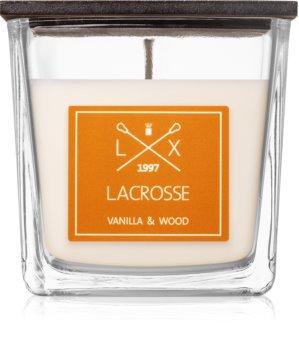 Ambientair Lacrosse Vanilla & Wood mirisna svijeća 200 g
