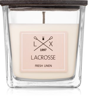 Ambientair Lacrosse Fresh Linen Scented Candle 200 g