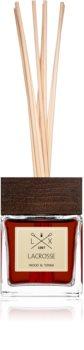 Ambientair Lacrosse Wood & Tonka diffuseur d'huiles essentielles avec recharge