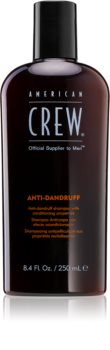 American Crew Hair & Body Anti-Dandruff Anti-Dandruff Shampoo To Regulate Sebum