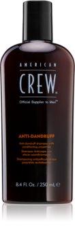 American Crew Hair & Body Anti-Dandruff sampon anti-matreata pentru reglarea cantitatii de sebum.