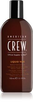 American Crew Styling Liquid Wax tekoči vosek za lase s sijajem