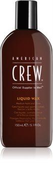 American Crew Styling Liquid Wax υγρό κερί για τα μαλλιά με λάμψη