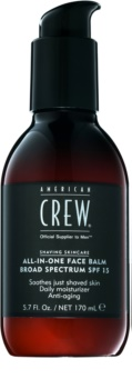American Crew Shaving bálsamo after shave SPF 15