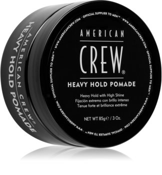 American Crew Styling Heavy Hold Pomade pommade cheveux fixation forte