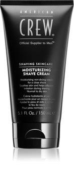 American Crew Shaving crema da barba idratante per pelli normali e secche