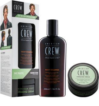 American Crew Classic kit di cosmetici II.