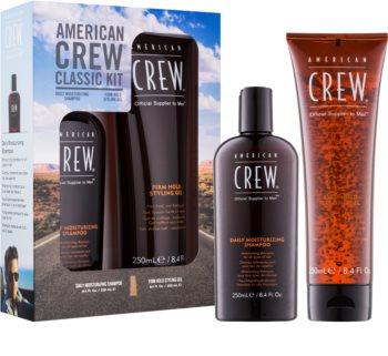 American Crew Classic kozmetični set VII. (za vse tipe las)