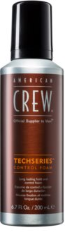 American Crew Techseries Styling Foam For Long - Lasting Hold