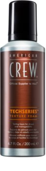 American Crew Techseries Styling Mousse to Define and Shape the Hairstyle