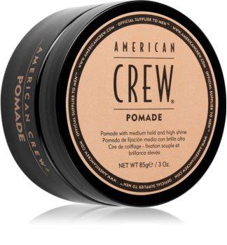 American Crew Classic pomáda na vlasy s vysokým leskem