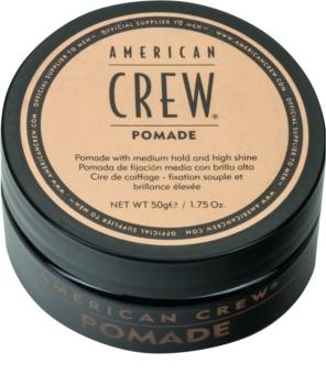American Crew Classic pommade fixation moyenne