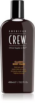American Crew Hair & Body Classic Body Wash gel doccia per uso quotidiano