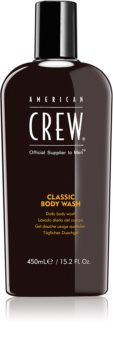 American Crew Hair & Body Classic Body Wash Shower Gel for Everyday Use