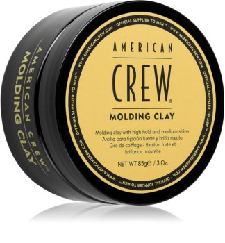 American Crew Styling Molding Clay Molding Clay for Strong Firming