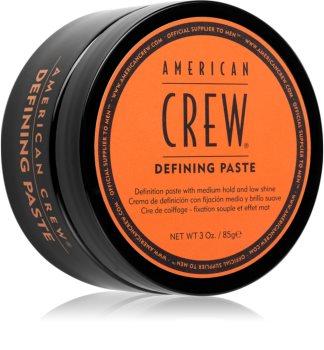 American Crew Classic pasta styling