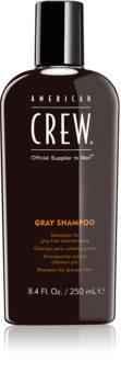 American Crew Hair & Body Gray Shampoo champú para cabello con canas