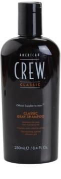 American Crew Classic šampón pre šedivé vlasy