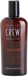 American Crew Classic sampon pentru curatare pentru utilizarea de zi cu zi