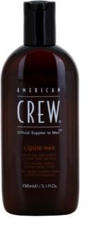 American Crew Classic folyékony haj wax fénnyel