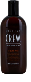 American Crew Classic tekutý vosk na vlasy s leskom