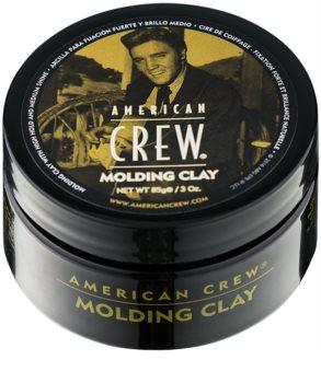 American Crew Classic argile texturisante fixation forte