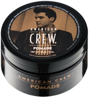 American Crew Classic haarpommade met Hoge Glans