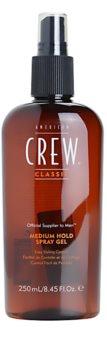 American Crew Classic spray fixação média