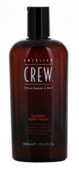American Crew Classic sprchový gél na každodenné použitie
