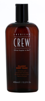 American Crew Classic душ гел  за ежедневна употреба