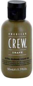 American Crew Shaving olej na holenie proti podráždeniu a svrbeniu pokožky