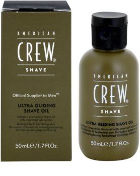 American Crew Shaving huile de rasage anti-irritations et anti-grattage