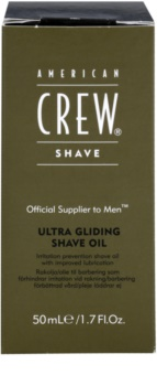 American Crew Shaving borotválkozási olaj irritáció és viszketés ellen