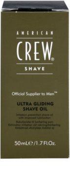 American Crew Shaving óleo de barbear contra prurido e irritação de pele