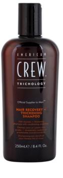American Crew Trichology Vernieuwende Shampoo  voor Dichtheid van het Haar