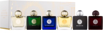 Amouage Miniatures Bottles Collection Women coffret cadeau V.