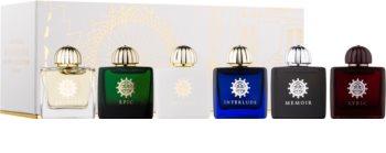 Amouage Miniatures Bottles Collection Women dárková sada VI. Lyric, Epic, Memoir, Jubilation 25, Interlude, Beloved