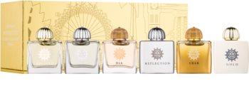 Amouage Miniatures Bottles Collection Women darčeková sada IX. Gold, Dia, Ciel, Reflection, Beloved, Ubar