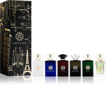 Amouage Miniatures Bottles Collection Men set cadou I.