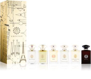 Amouage Miniatures Bottles Collection Men dárková sada