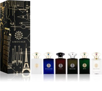 Amouage Miniature Modern Man Collection Gift Set  II.
