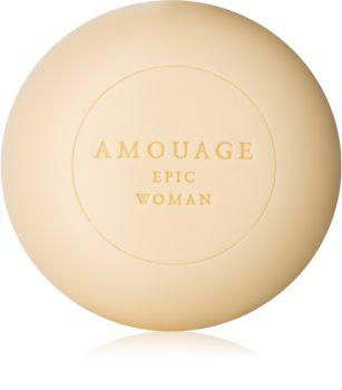 Amouage Epic Geparfumeerde zeep  voor Vrouwen  3x150 gr