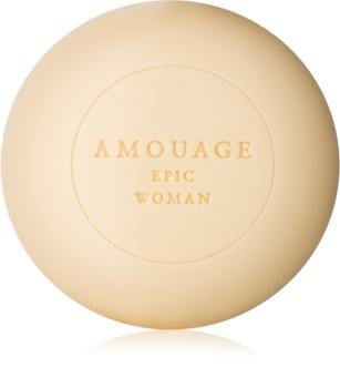 Amouage Epic savon parfumé pour femme 3x150 g