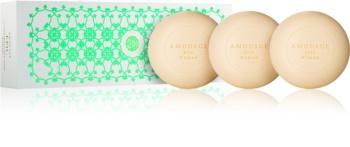 Amouage Epic parfémované mydlo pre ženy 3x150 g