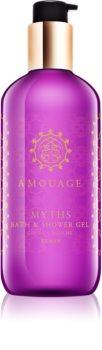 Amouage Myths Duschgel Damen 300 ml