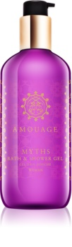 Amouage Myths gel za prhanje za ženske 300 ml