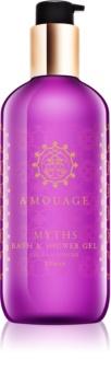 Amouage Myths sprchový gél pre ženy 300 ml