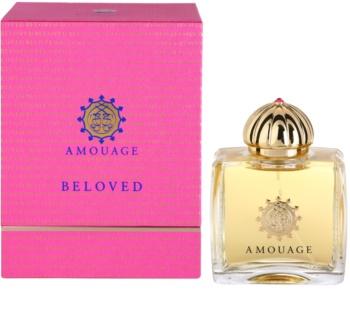 Amouage Beloved Woman parfémovaná voda pro ženy 100 ml